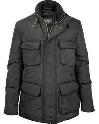 Delahaye - Black Fourpocket Nylon Jacket - Lyst