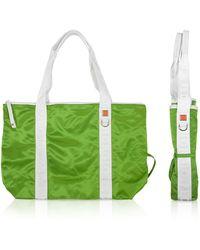 Giorgio Fedon Airlines - Foldable Large Shopper Bag