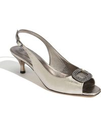 J. Reneé 'Classic' Sandal - Lyst