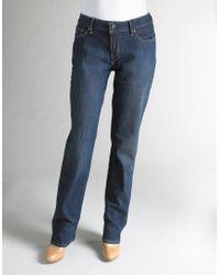 Levi's Bold Curve Id Classic-fit Straight-leg Jeans - Lyst