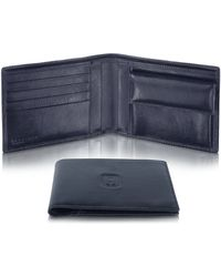 Moreschi - Mens Genuine Leather Billfold Wallet - Lyst