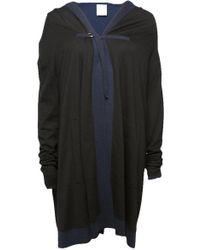 Mus - Samos Hooded Travel Sweater - Lyst