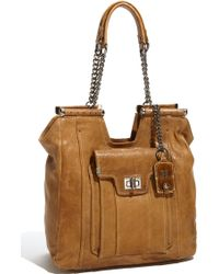 Olivia Harris Front Pocket Tote - Lyst