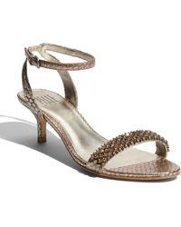 Pelle Moda 'Fabia' Sandal - Lyst