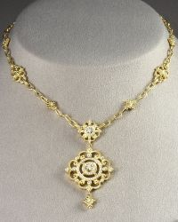 Penny Preville - Imperial Pendant Necklace - Lyst