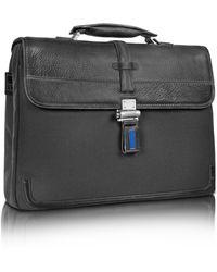Piquadro Land - Laptop Messenger Bag - Lyst