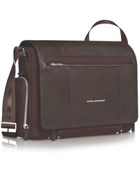 Piquadro Link - 15 Laptop Messenger Bag - Lyst