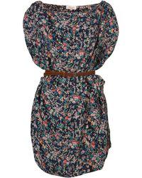Topshop Jackie Dress By Goldie** - Lyst