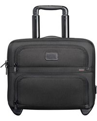 Tumi 'Alpha' Compact Wheeled Briefcase - Lyst