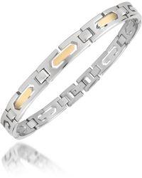 Zoppini  Small Sterling Silver Pendant  - Metallic