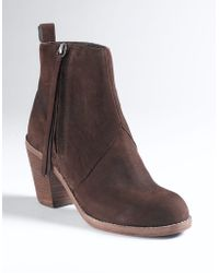 Dolce Vita Jax Ankle Boots - Lyst