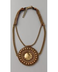 Fiona Paxton - Buttercup Pendant Necklace - Lyst