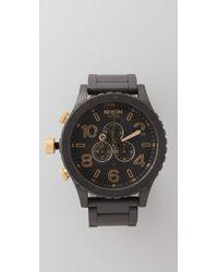 Nixon 51-30 Chrono Watch - Lyst