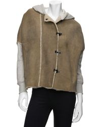 Bliss and Mischief - Sweatshirt Shearling - Lyst