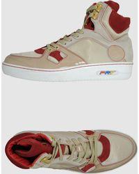 Preventi High Top Sneakers - Lyst
