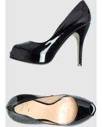 Roberto Festa Pumps With Open Toe - Lyst