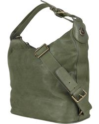 Belstaff - Lady Sack - Leather Shoulder Bag - Lyst
