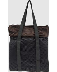 Simona Tagliaferri Large Fabric Bag - Lyst