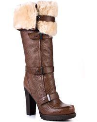 Luxury Rebel Penelope brown - Lyst