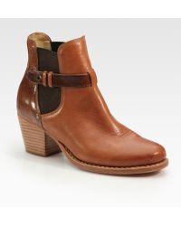 Rag & Bone Durham Leather Ankle Boots - Lyst