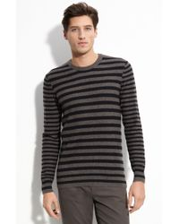 Vince Crewneck Cashmere Sweater - Lyst