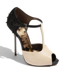Sam Edelman Womens Scarlett T Strap Sandal - Lyst