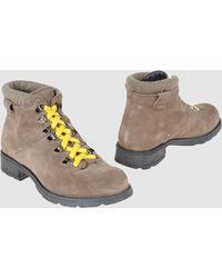 Sofia Tartufoli Combat Boots - Lyst