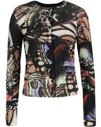 Paul Smith Black Label | R665-298 Multi Cardigan | Lyst