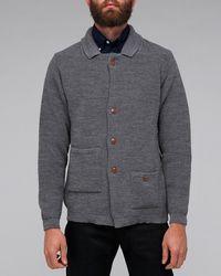 Garbstore Raf Knitted Blazer - Lyst