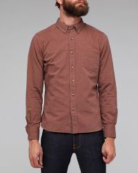 Life After Denim Oxford Shirt - Lyst