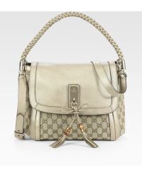 Gucci Bella Medium Shoulder Bag - Lyst
