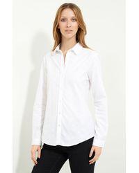 Burberry Cotton Shirt - Lyst