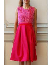 Preen By Thornton Bregazzi Chicago Dress - Lyst