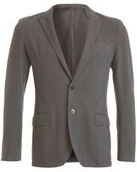 Dolce & Gabbana Peaked Lapel Sportcoat - Lyst
