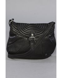 Nixon The Max Lowslung Hobo Bag in Black - Lyst
