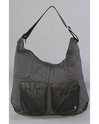 Nixon The Pins and Needles Hobo Bag - Lyst