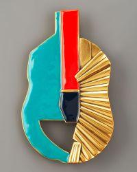 Oscar de la Renta Guitar Pin - Lyst