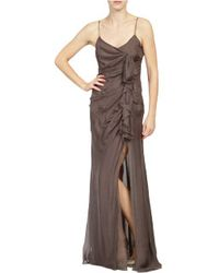 Patrizia Pepe Maxi Dress - Lyst