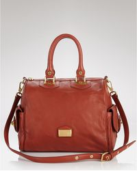 Marc By Marc Jacobs House Of Mbmj Satchel - Lyst