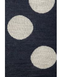 TOPSHOP - Knitted Large Spot Jumper - Lyst