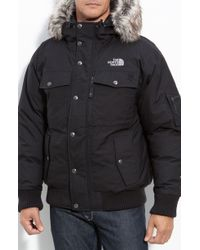 ... sweden the north face gotham jacket lyst 34407 94e5d 224730536