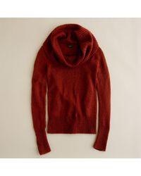 J.Crew Wynter Cowlneck Sweater - Lyst