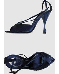 Rene Caovilla Highheeled Sandals - Lyst