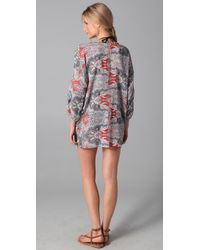 Joie - A La Plage Luka Tunic Cover Up - Lyst