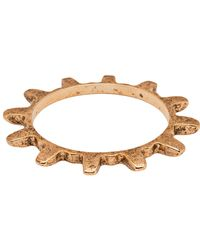 Low Luv by Erin Wasson - Gear Bangle - Lyst