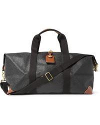Mulberry Medium Clipper Holdall Bag - Lyst