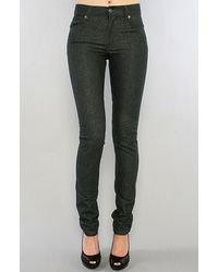Cheap Monday The Tight Jean in Dry Black - Lyst