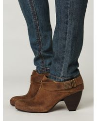 Free People Mustang Ankle Boot - Lyst