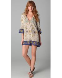 Joie - A La Plage Calica Tunic Cover Up - Lyst
