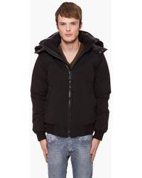 f3baf8e0e Fur Trim Oxton Jacket - Black